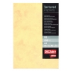 Štrukturovaný papier mramor zlatá 95g, 100 ks