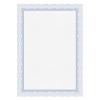 Certifikačný papier A4 modrý 115g, 25 ks