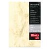 Štrukturovaný papier mramor hnedá 95g, 25 ks
