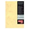 Štrukturovaný papier mramor zlatá 95g, 25 ks