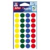 Etikety 15 mm mix farieb, maloobch.balenie