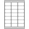 Etikety univerzálne 63,5x38,1 118984