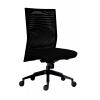 Kancelárska stolička 1700 SYN Rene čierna  D2