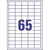 Etikety univerzálne 38 x 21,2 mm Avery A4, 100 listov