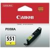 Atrament Canon CLI-551Y yellow MG5450/6350, iP7250