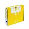 Archívny box 80mm žltý