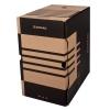 Archívny box 200mm hnedý