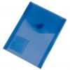 Plastový obal A6 modrý Donau (KP238100)