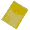 Plastový obal A6 žltý Donau