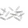 Spisové spony 50 mm zinkové 100 ks