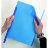 Lišty DURABLE 1-30 listov modré