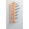 Informačná tabuľka Crystal Sign 297x420 mm (A3)