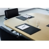 Podložka na stôl DURABLE čierna 42 x 30 cm
