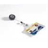 Visačka na plastovú kartu spredu otvorená 10 ks