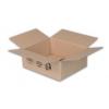 Škatuľa s klopou + recykl. znaky 195x145x92 mm