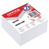 Blok kocka nelepená 85x85x40mm biela (DO830109)