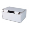 Poštová škatuľa biela 302x207x110 mm