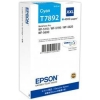 Atrament Epson C13T789240 cyan XXL WF5000
