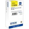 Atrament Epson C13T789440 yellow  XXL WF5000
