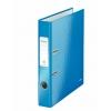 Pákový zakladač Leitz 180° WOW 5cm modrý
