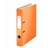 Pákový zakladač Leitz 180° WOW 5cm oranžový