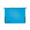 Závesný obal Leitz ALPHA s bočnicami modrý