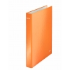 Zakladač 4-krúžkový WOW metalický oranžový