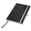 Zápisník A5 Leitz Style saténová čierna