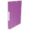 Box na dokumenty A4 Leitz Retro Chic fialový