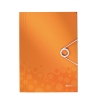 Obal na dokumenty WOW metalicky oranžový