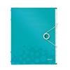 Triediaca kniha 12 oddielov WOW ľadovo modrá