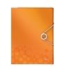 Triediaca kniha 12 odielov oranžová WOW