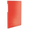 Katalógová kniha Leitz Urban Chic PP, A4, 20 vreciek červená