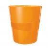 Odpadkový kôš 15l Leitz WOW oranžový