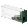 Strúhadlo s plastovým boxom zelené