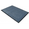Čistiaca rohož 120x180 cm modrá