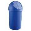 Kôš Helit z polypropylénu 45 l modrý