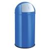 Kôš Helit kovový 30 l modrý