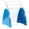 Prezentačný stojan Parabel A4 modrý