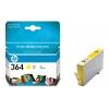Atrament HP CB320EE 364 yellow Photosmart C5380, C6380,D5460