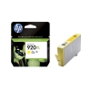 Atrament HP CD974AE žltá HP920XL
