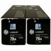 Toner HP CE278AD dual pack LaserJet PRO P1566/P1606dn