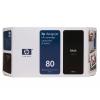 Atrament HP C4871A #80 Bk
