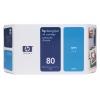 Atrament HP C4872A #80 C