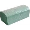 Skladané utierky Z-Z zelené 5000 ks