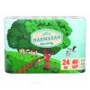 Toaletný papier Harmasan dvojvrsvový 24 ks