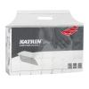 Papierové uteráky Katrin plus ZZ super biela Handy pack