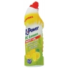 Q-Power čistiaci WC gél Lemon 750 ml