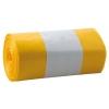 Vrecia 110 l/25 ks, 26 mic žlté