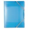Plastový obal Opaline modrý